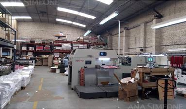 Factory for sale in Parque Avellaneda, Buenos Aires Argentina