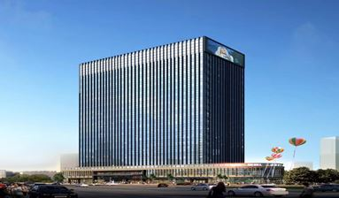 PINGSHAN'S FIRST Office Building with Econimic Price and Developed Transportation