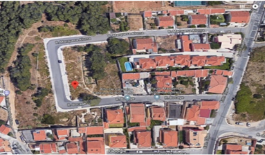 Land for housing construction in Cascais, Portugal