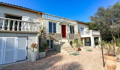 PROPERTY 3000 M2 OF LAND WITH FRUITTREES GREAT VIEW CANNES