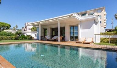 ON LA CROISETTE VILLA ONE STEP FROM SEA AND PORT CANTO CANNES CROISETTE