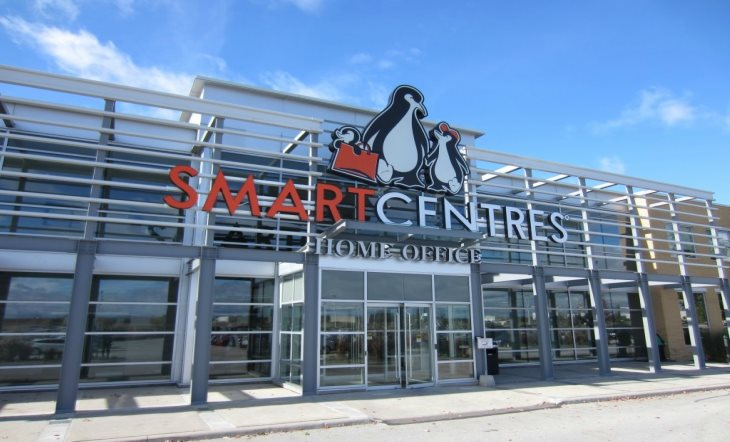 Canada's SmartCentres targets $200 mln in trust unit offering