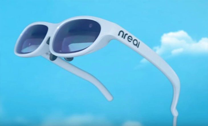 China's Nreal secures $15 mln, launches mixed reality smart glasses
