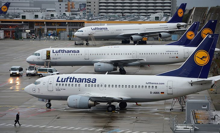 Germany's Lufthansa to divest its catering unit at $1.13 bln valuation