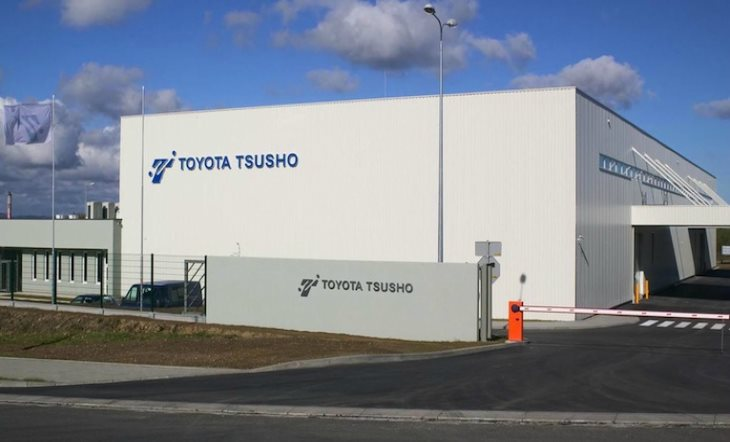 Japan's Toyota Tsusho to invest $604.9 mln in Angola development project