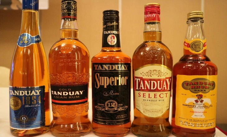Philippines' Tanduay Distillers to invest $12 mln in its expansion project