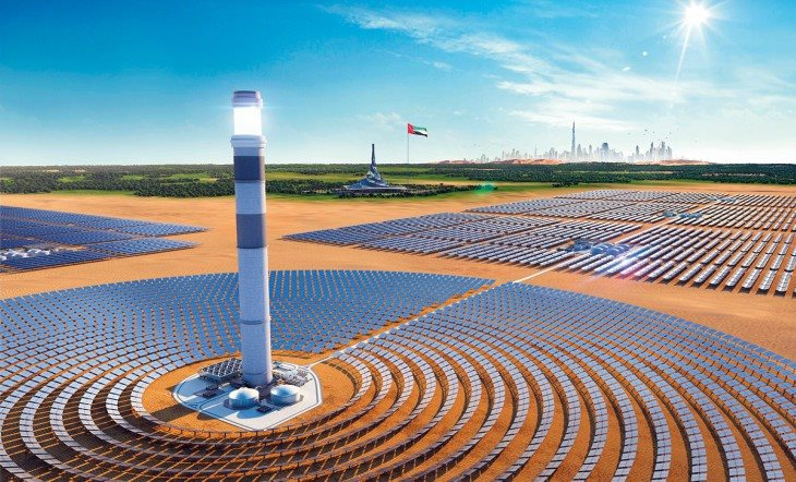 Saudi Arabia's ACWA and UAE's DEWA close $2 bln solar park financing