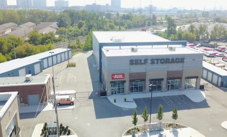 StorageVault Canada agrees to buy stores in Ontario & BC for $55 mln