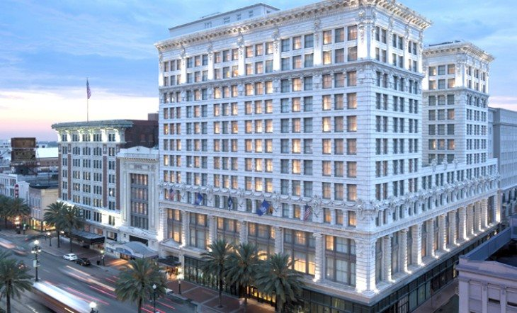The Ritz Carlton New Orleans to undergo $40 million renovation