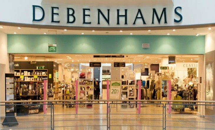 UK's Debenhams nears to raise $260.3 mln in funding from lenders