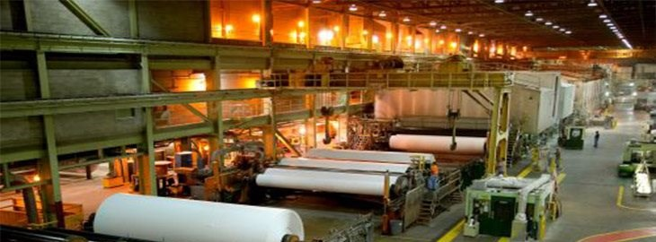 U S  ND Paper to invest $189 mln in Biron paper mill, create